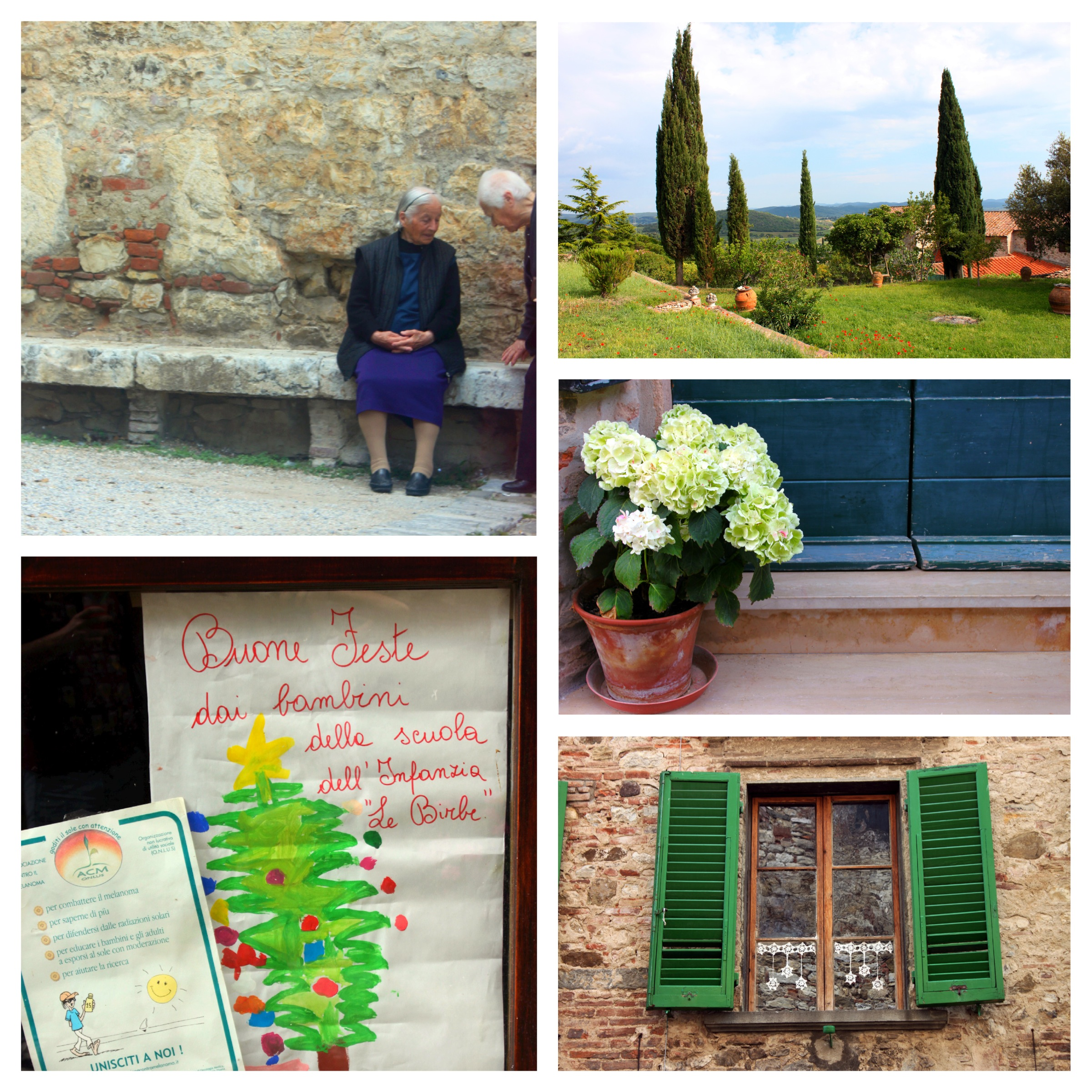Collage 2 Suvereto - Toscana - blogtour ecvacanze