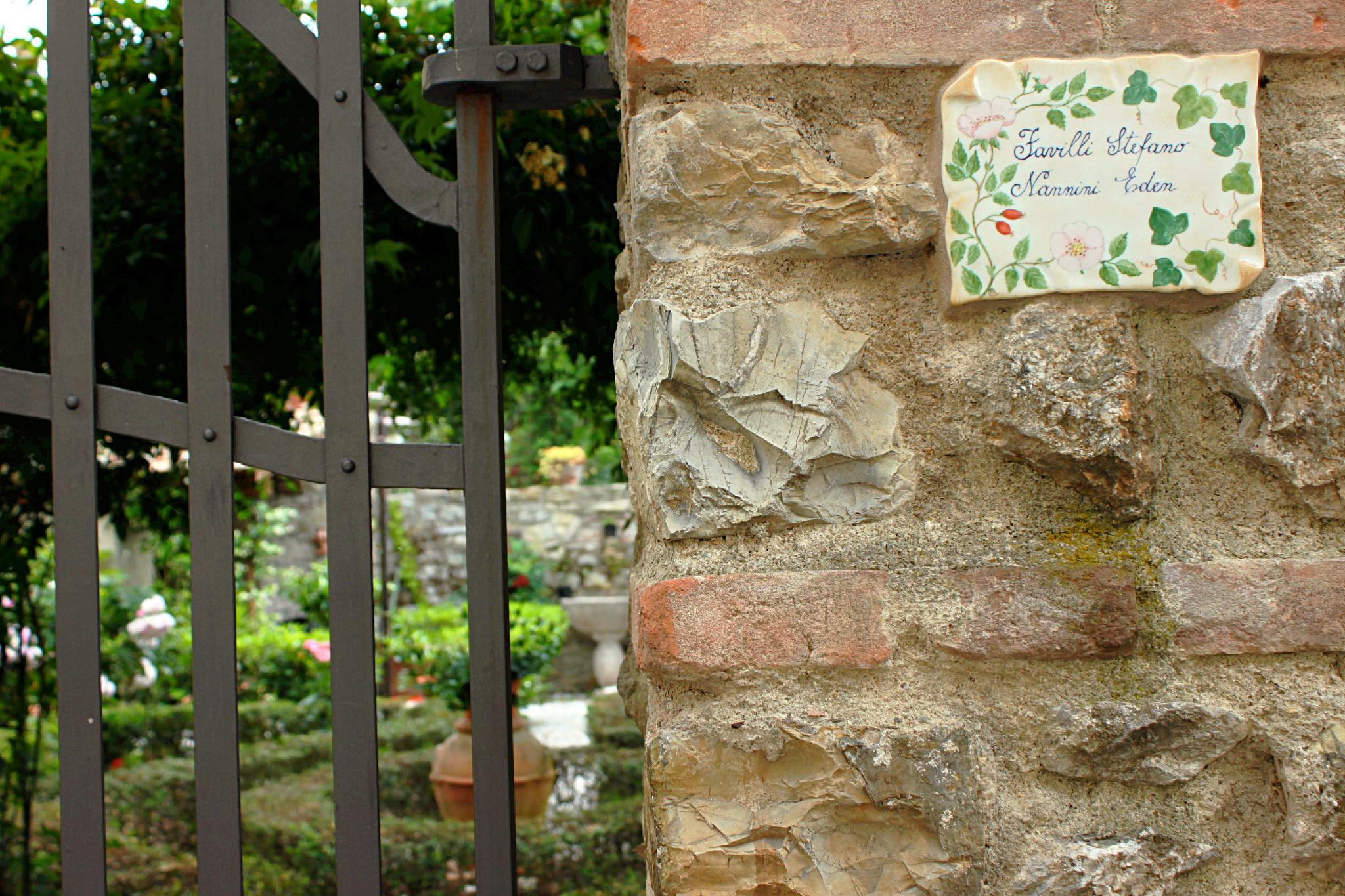 Giardino Eden a Suvereto - Toscana - blogtour ecvacanze