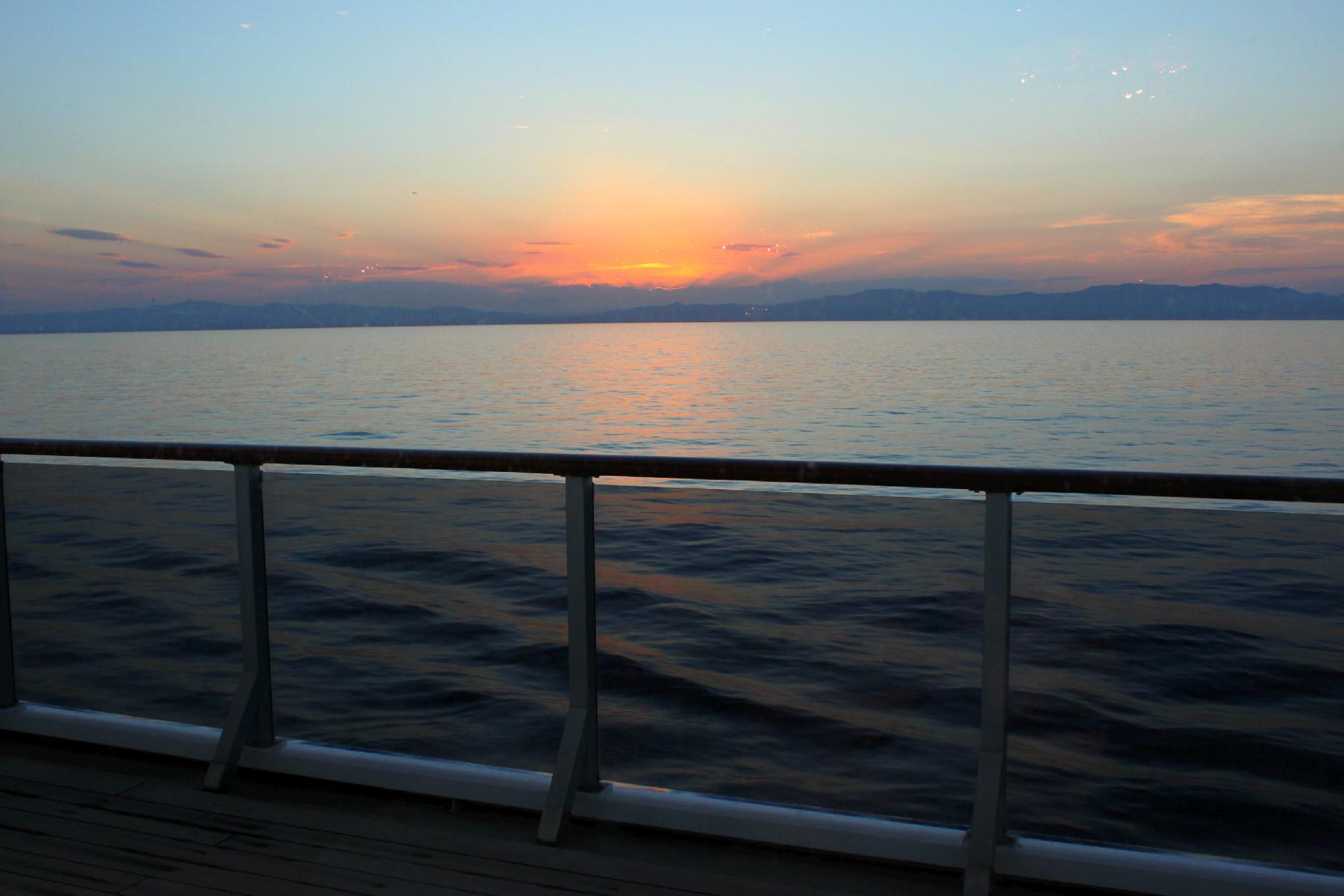 costa crociere costablogtour vista mare barcellona