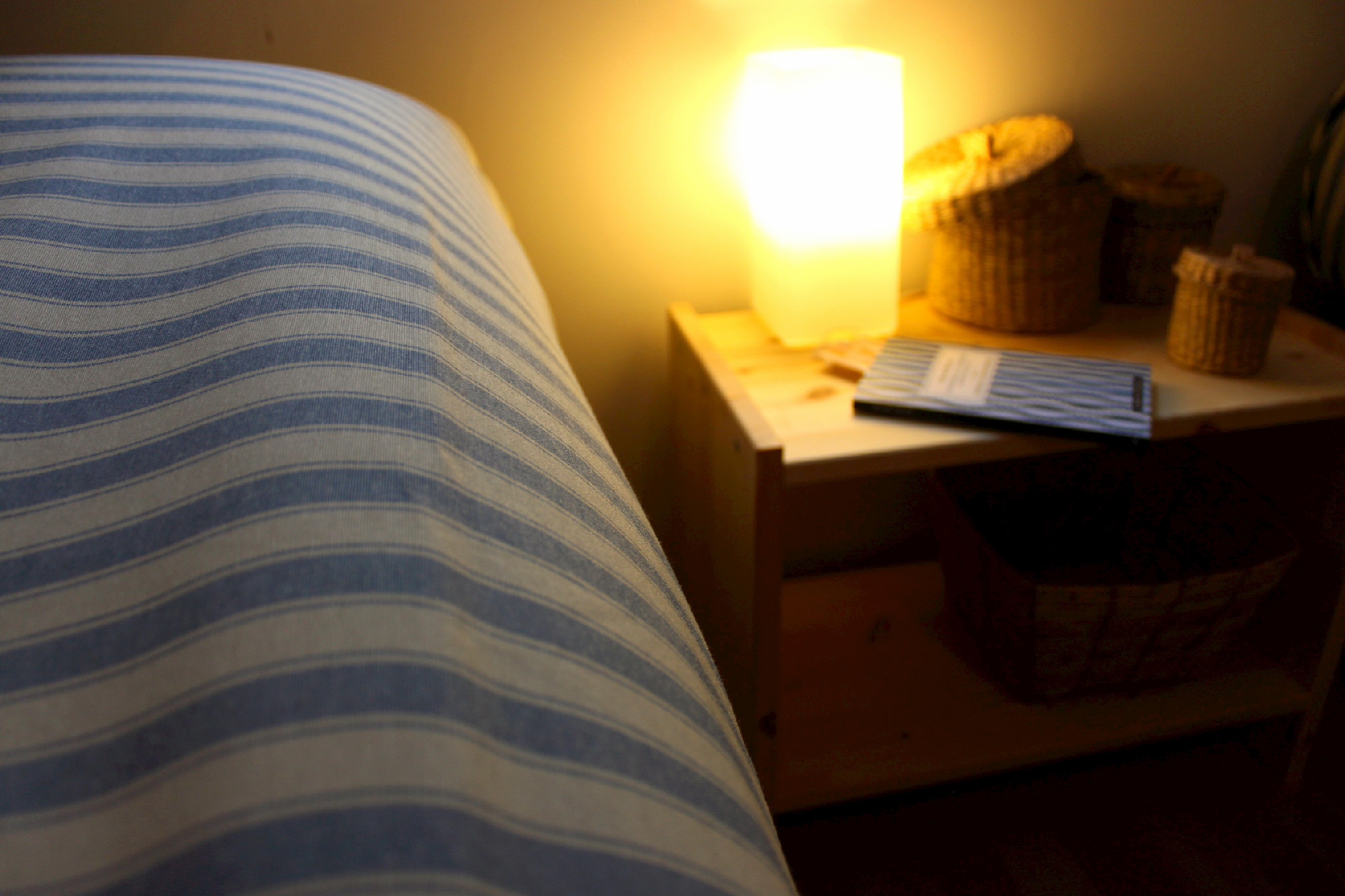 capture the colour contest - yellow - my bed in my home