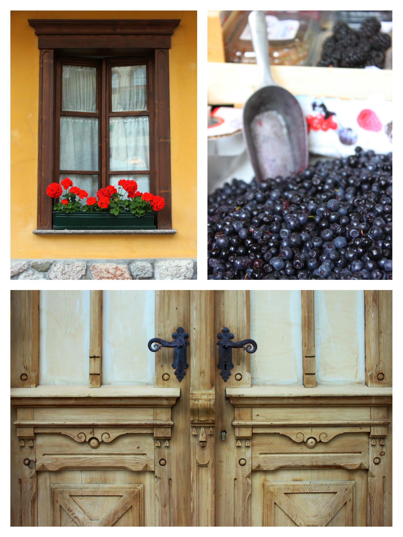 cortina d ampezzo finestra porta gerani mirtilli cortinatrip