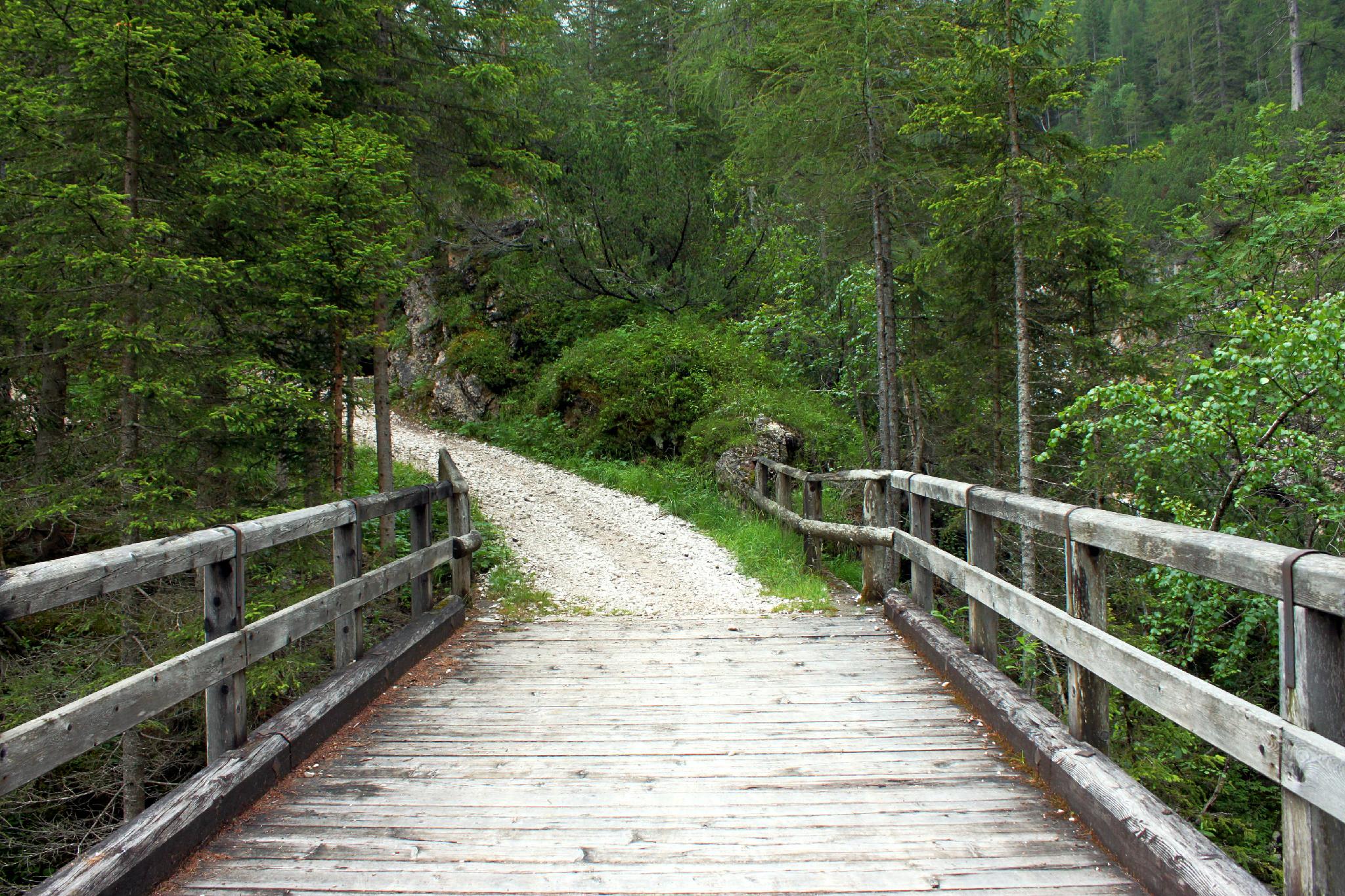 ponte di legno dortina hiking trip dolomiti d'ampezzo