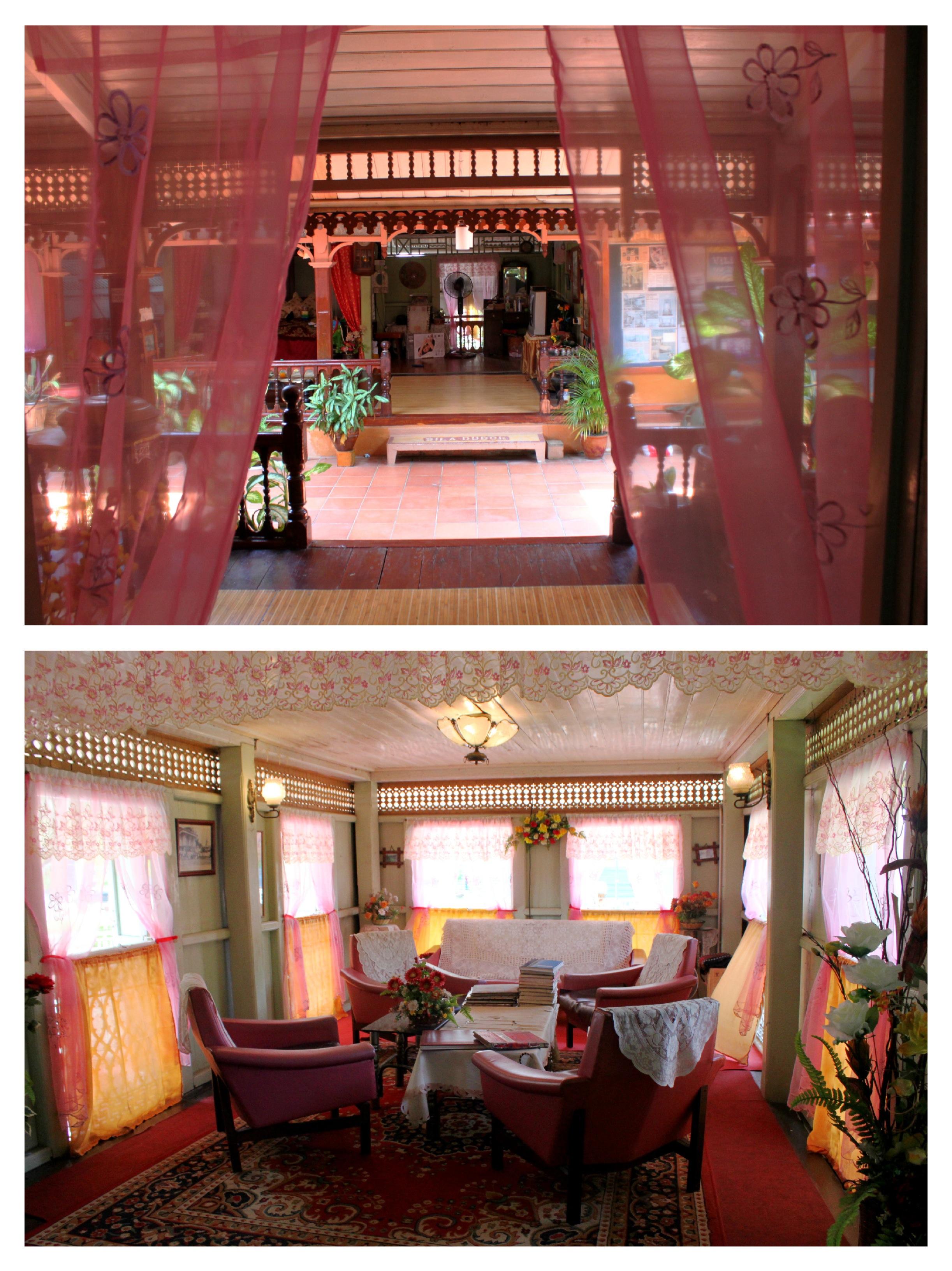 Interno Villa Sentosa, Malacca, Melaka, Malesia