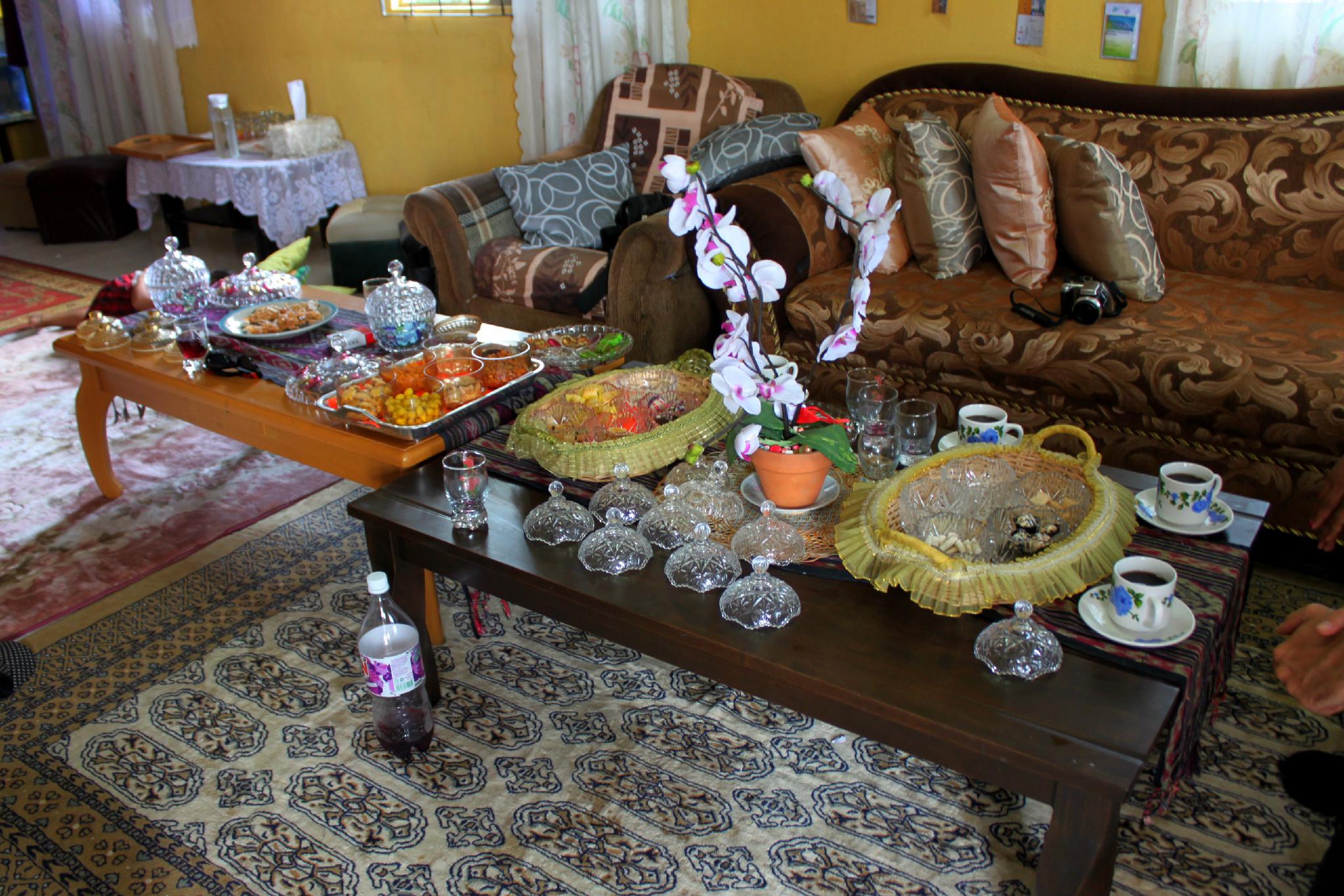 ospitalità in malesia