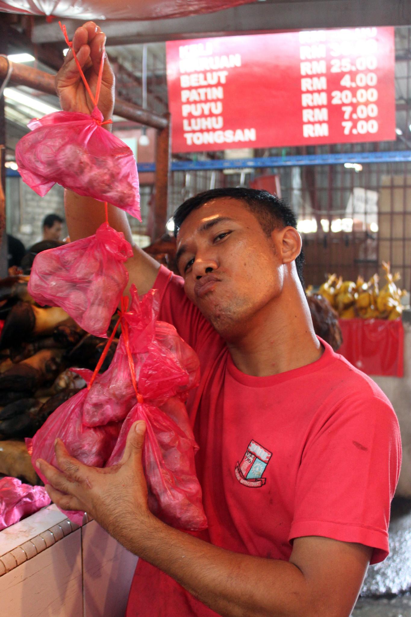 chow kit market - kuala lumpur 1