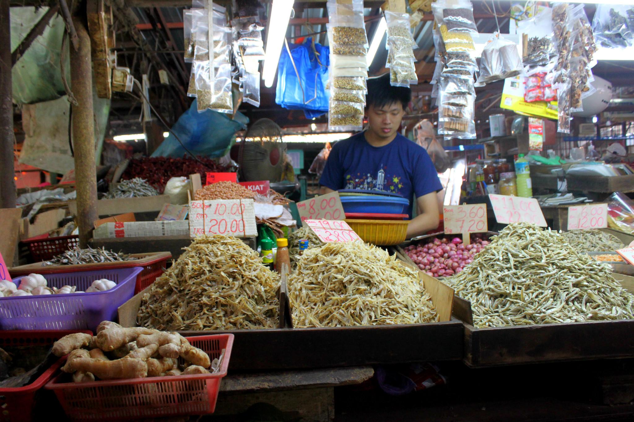 chow kit market - kuala lumpur 2