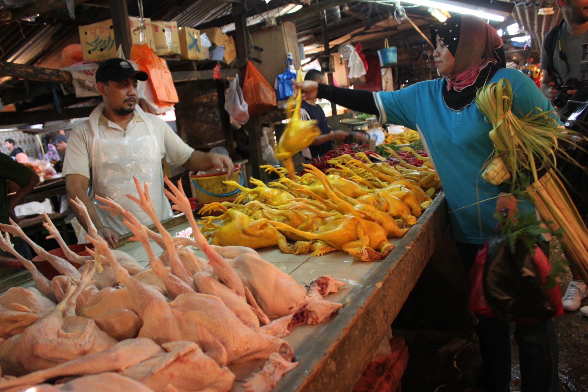 chow kit market - kuala lumpur 3