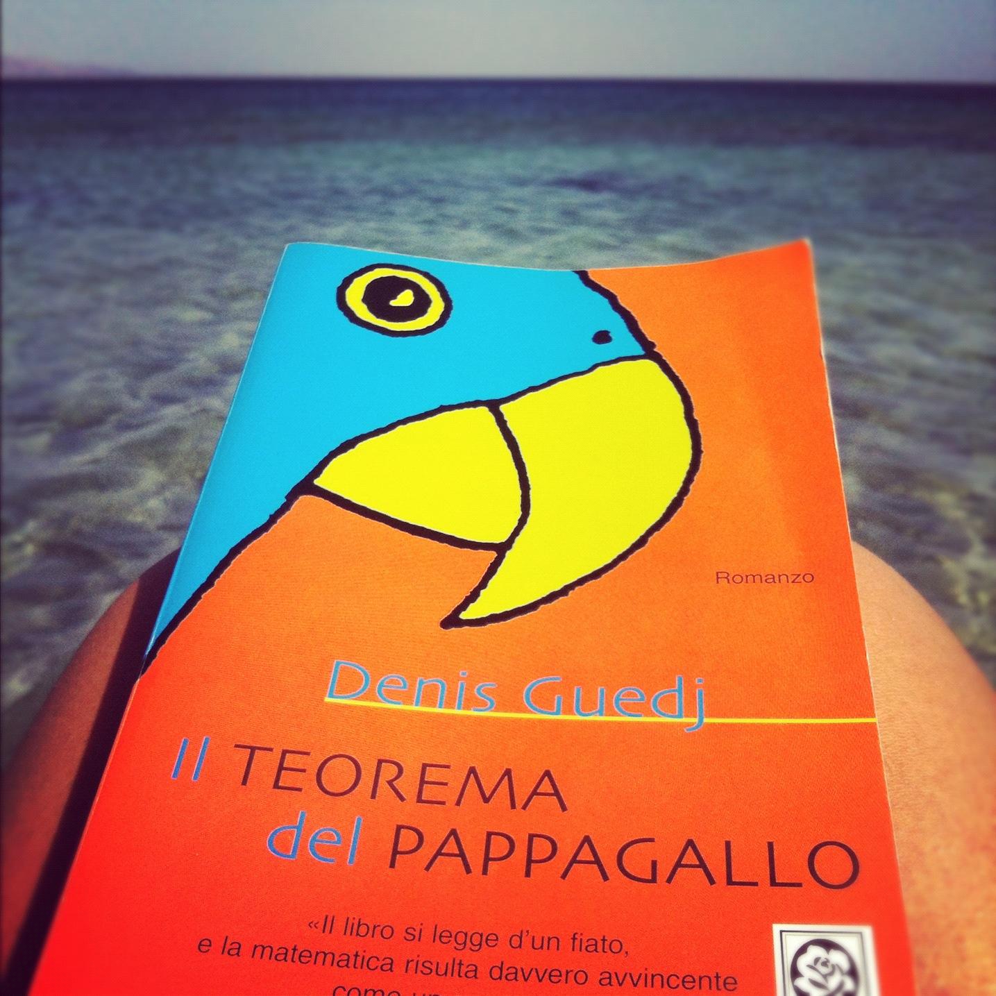 il teorema del pappagallo in riva al mare
