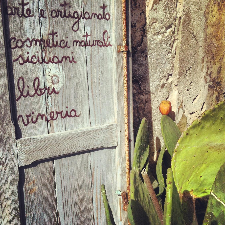 E Facile Essere Felici In Sicilia Via Che Si Va