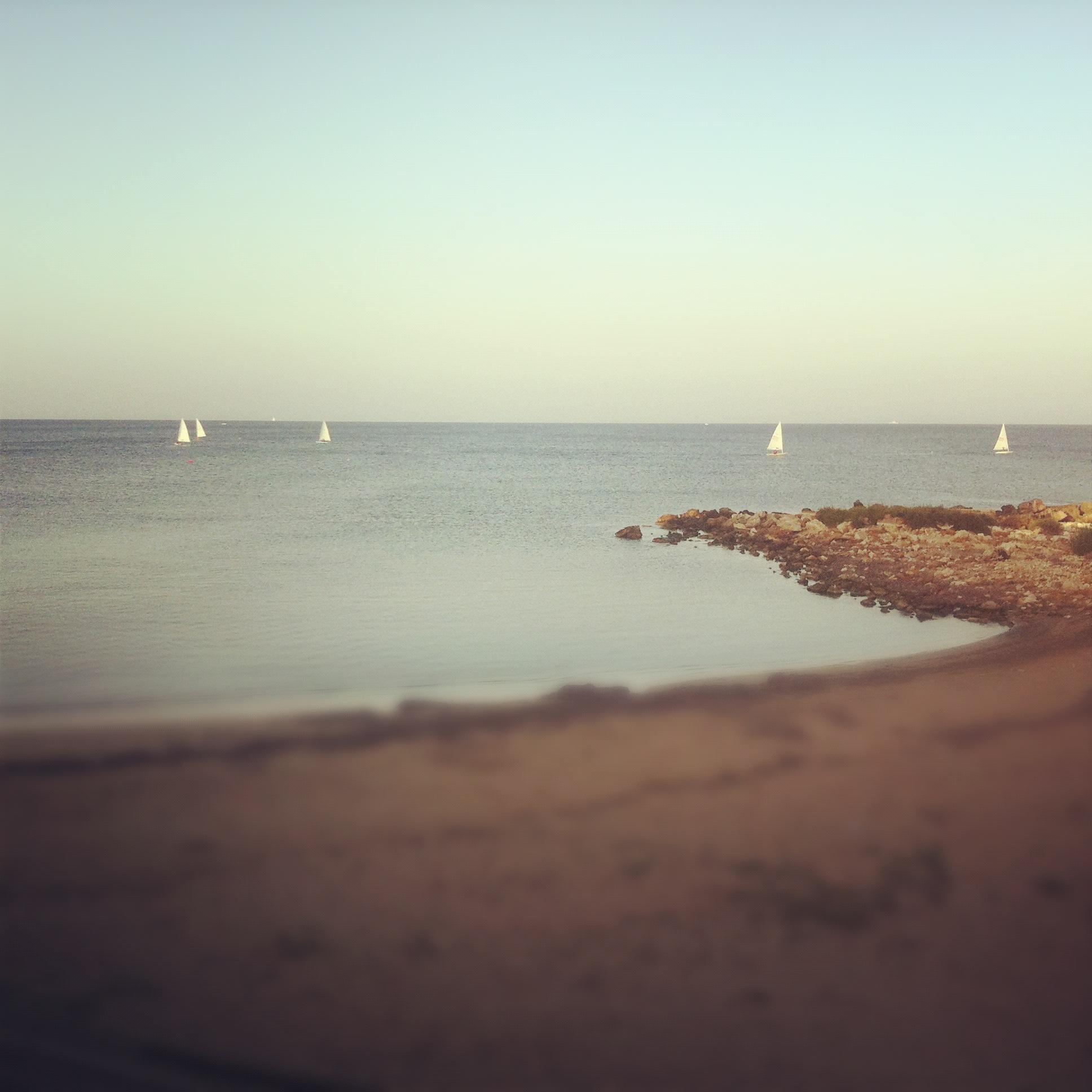 spiaggia marinella a marzamemi, in sicilia
